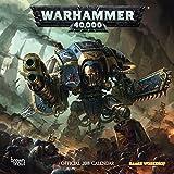 2018 Warhammer Wall Calendar