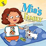 Mia's Family (All Kinds of Families) (English Edition)