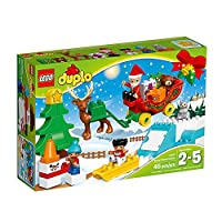 """[レゴ] LEGO 10837 まち""""サンタさんと雪あそび"""" / DUPLO [並行輸入品]"""