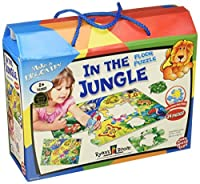 Small World Toys In The Jungle Floor Puzzle [並行輸入品]