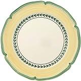 Villeroy & Boch French Garden Vienne Dinner Plate, 10.25 in, White/Multicolored