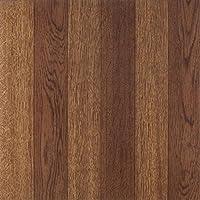 ベン& JonahコレクションTivoli Mediumオークplank-look自己接着ビニールタイル床タイル–45/ 12x 1245Sq Ft