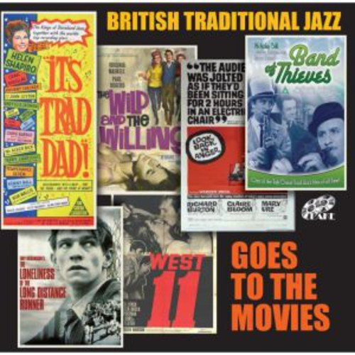 British Traditional Jazz Goes