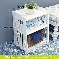 Freestanding Book Shelf/Desk Top Organisation, Multifunction tables racks,the news magazine holder,D, 492940cm rack