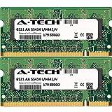 4GBキット( 2x 2GB ) for Toshiba Toshiba Satellite Pro a120–004a120–03W a120–03X a120–03y a120–04t a120–04u a120–04W a120–0h303j a120–0qp01X a120–0qv03j a120–0r903h a120–102a120–10b a120–10K a120–10l a120–10M a120–10p a120–10q a120–10W a120–10x a120–10z a120–11h a120–129a120–130a120–144a120–145a120–146a120–148a120–151a120–153a120–154a120–155a120–160a120–161a120–162a120–163a120–165。So - Dimm ddr2Non - ECC pc2–5300667MHz RAMメモリ。A - Techブランド純正。