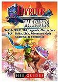 Hyrule Warriors, Switch, Wii U, 3ds, Legends, Ch