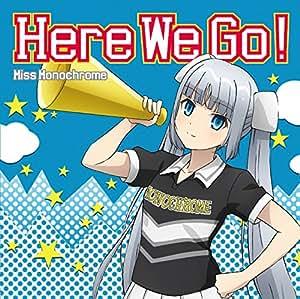 9thシングル「Here We Go!」【初回限定盤】