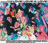 【Amazon.co.jp限定】LOVE! LOVE! & LOVE! (30th Anniversary Deluxe Edition)(限定盤)(2SUPER AUDIO CD ハイブリッド+SHM-CD)(特典:メガジャケ付)