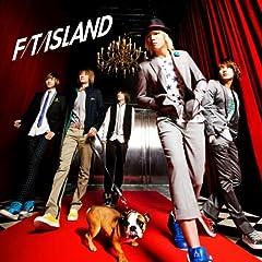 FTIsland「Revolution」のジャケット画像