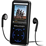 MP3 Player, 16GB MP3 Player with Bluetooth 4.0, Portable HiFi Lossless Sound MP3 Music Player with FM Radio Voice Recorder E-