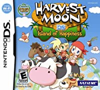 Harvest Moon: Island of Happiness (輸入版)