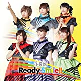 「Ready Smile!!」TYPE-A *CD+DVD/i☆Ris