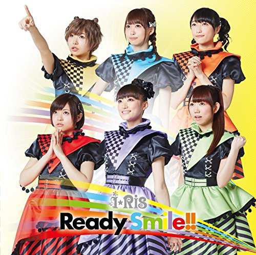 「Ready Smile!!」TYPE-A *CD+DVD