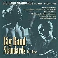 Big Band Standards in 2 Keys