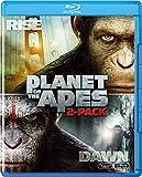 猿の惑星:創世記(ジェネシス)+猿の惑星:新世紀(ライジング)ブ...[Blu-ray/ブルーレイ]