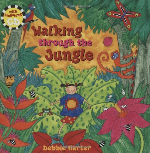 Walking Through the Jungle PB w CD (Sing Along With Fred Penner)の詳細を見る