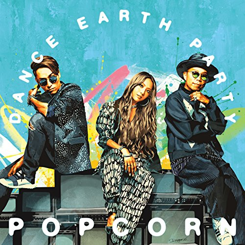 POPCORN-DANCE EARTH PARTY