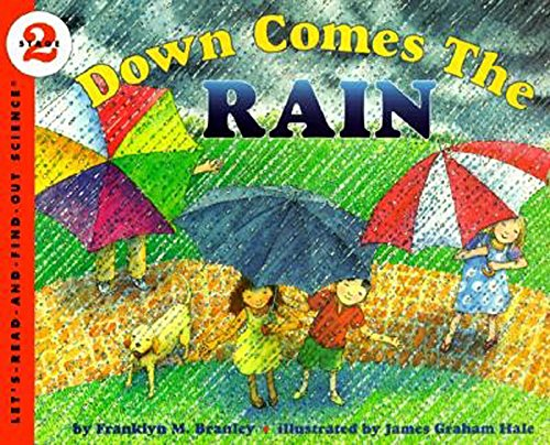 Down Comes the Rain (Let's-Read-and-Find-Out Science 2)の詳細を見る
