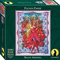 Purrfect Puzzles Fuchsia Faerie Puzzle (1000 Pieces)