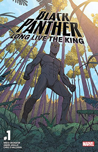 Black Panther: Long Live The King (2017-2018) #1 (of 6) (English Edition)