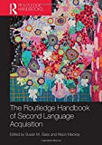 The Routledge Handbook of Second Language Acquisition (Routledge Handbooks in Applied Linguistics) 画像