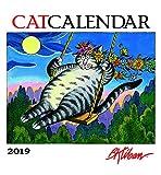 B. Kliban - Catcalendar 2019 Calendar