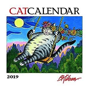 Catcalendar 2019 Calendar