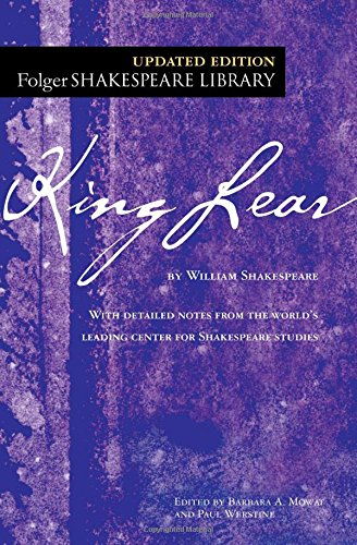 Download King Lear (Folger Shakespeare Library) 074348276X