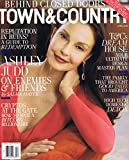 Town & Country [US] April 2018 (単号)
