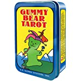 GUMMY BEAR TAROT グミベア・タロット(缶入り) タロットカード 78枚 ライダー版 [並行輸入品]