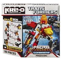 トランスフォーマー KRE-O マイクロ チェンジャー コンバイナー プレダキング