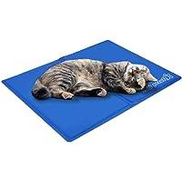 Pecute ペットひんやりマット 犬 猫 うさぎ ペット用 クールマット ひえひえ 熱中症対策 涼感 冷感マット 冷却…