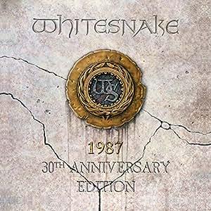 WHITESNAKE (SUPER DELUXE EDITION) [4CD+DVD+BOOK] (30TH ANNIVERSARY)