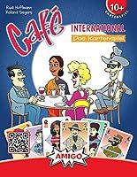 Cafe International. Kartenspiel: Für 2 - 5 Spieler ab 10 Jahren