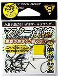 がまかつ(Gamakatsu) バラ針 T1 マスター渓流(ナノスムースコート) 10号.