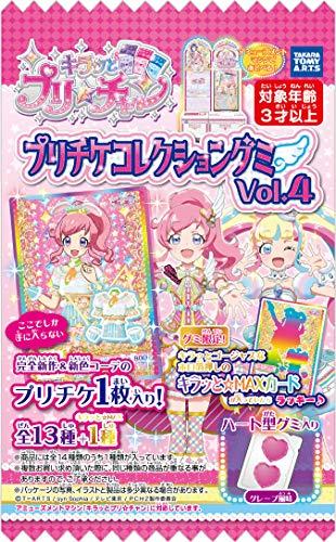 [初回限定BOX キラッとプリ☆チャン プリチケコレクショングミVol.4 20個入 食玩・キャンディ(プリチャン)
