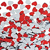 KESOTO ハート紙吹雪 約30g テーブル装飾 ロマンチック