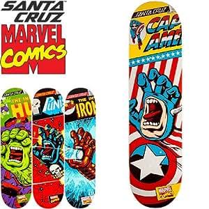 SANTA CRUZ デッキ サンタクルーズ スケートボード 仕様:7プライ ハルク(8.26インチ) [並行輸入品]