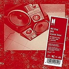 BTS(防弾少年団)「Crystal Snow」のジャケット画像