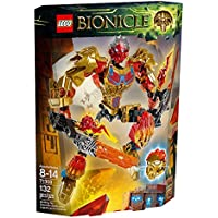 輸入レゴ LEGO Bionicle Tahu Uniter of Fire 71308 [並行輸入品]