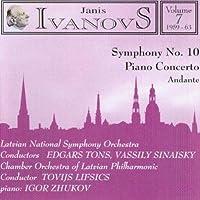 Janis Ivanovs: Orchestral Works, Vol.7