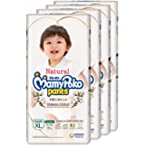 MamyPoko Natural Pants XL, Case, 32ct (Pack of 4), 128 count