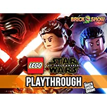 Clip: Lego Star Wars The Force Awakens Playthrough
