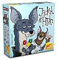 Jackal and High Card Game [並行輸入品]