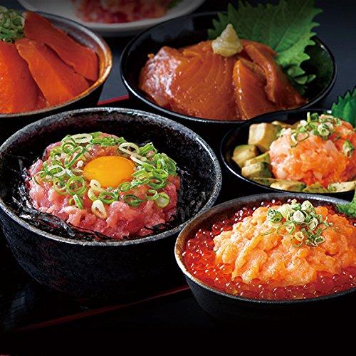 大人気の海鮮丼をどっさり★海鮮丼 詰合せ 計15食 s-29