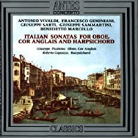 Italian Sonatas for Oboe,Co
