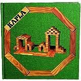 KAPLA(カプラ)デザインブック アートブック 第3巻 シンプルな建物(緑)初級