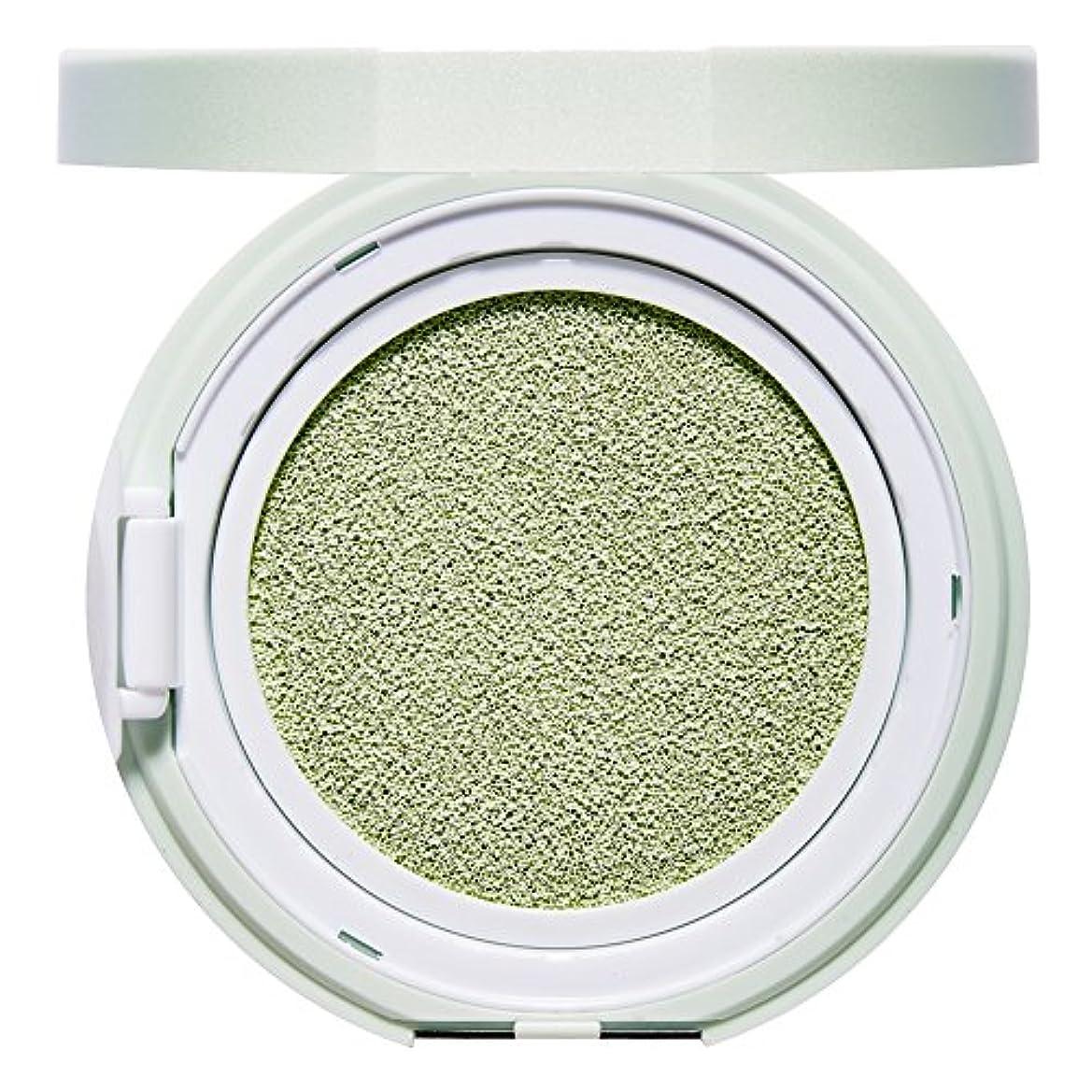 上へ矩形オフセットエチュードハウス(ETUDE HOUSE) エニークッション カラーコレクター Mint[化粧下地、コントロールカラー、緑、グリーン]