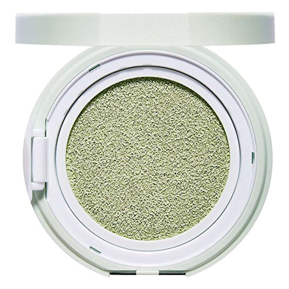 調停する岩ジャーナリストエチュードハウス(ETUDE HOUSE) エニークッション カラーコレクター Mint[化粧下地、コントロールカラー、緑、グリーン]