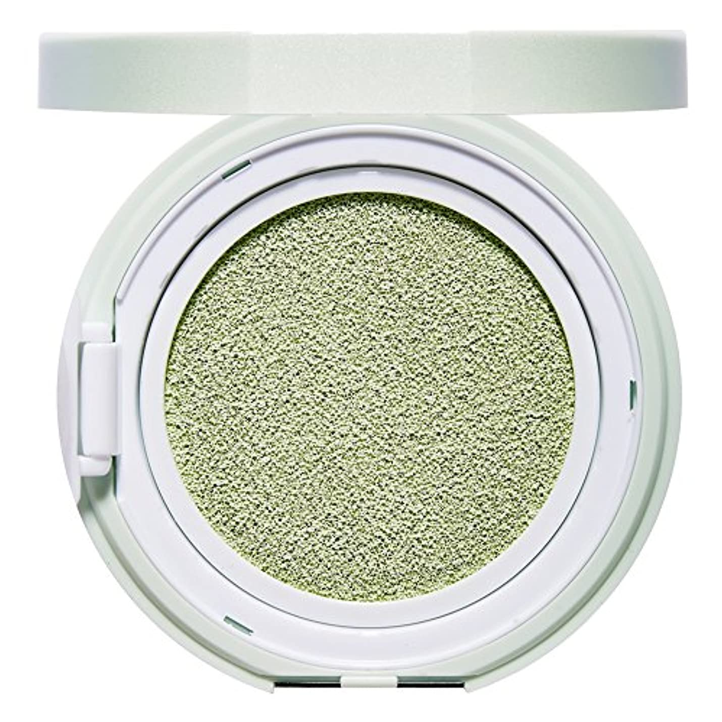 あえぎとげ船上エチュードハウス(ETUDE HOUSE) エニークッション カラーコレクター Mint[化粧下地、コントロールカラー、緑、グリーン]